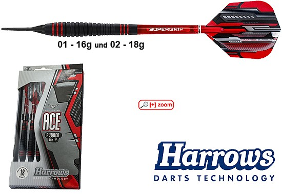 HARROWS Ace 16g
