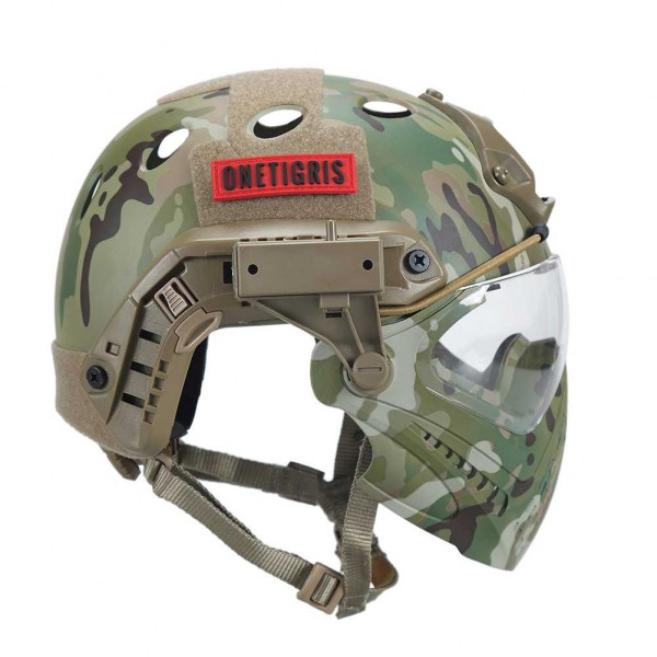 OneTigris Tactical Helm 22 Multicam