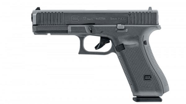 Glock 17 Gen5 Schreckschusspistole 9mm P.A.K.