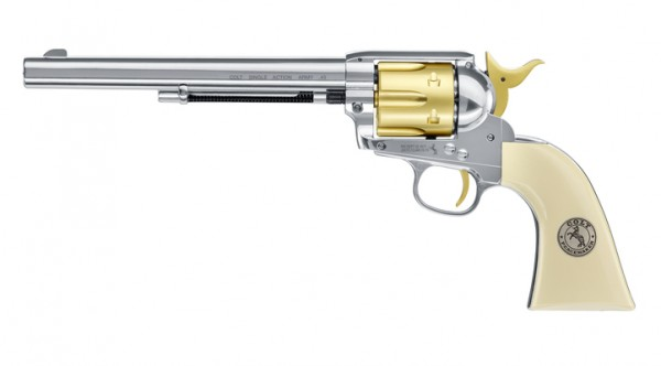 "Colt SAA .45-7.5"" Gold Edition"