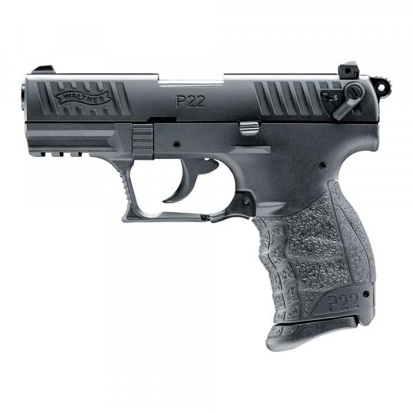Walther P22Q Schreckschusspistole 9mm P.A.K.