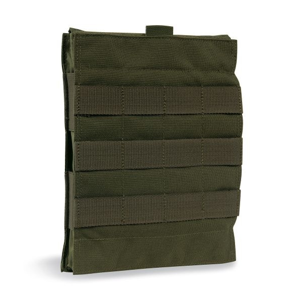 TT Side Plate Pouch olive