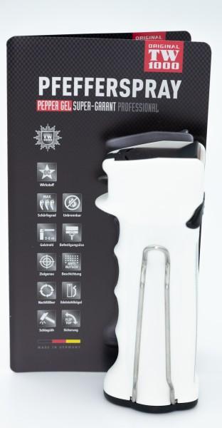 TW1000 Pepper-Gel Super-Garant Professional 63 ml weiss