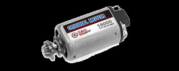 Original Motor-Short Axis (18000rpm)