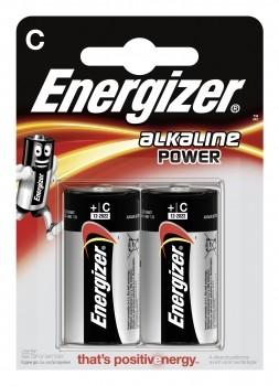Energizer Alkaline Power Baby - C - LR14 - 2er Blister