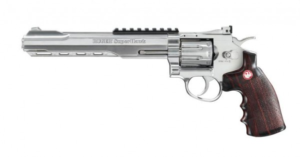 Ruger SuperHawk cal. 6 mm BB - silber