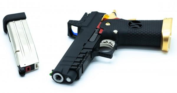 AW Custom HX2601 mit RMS sight