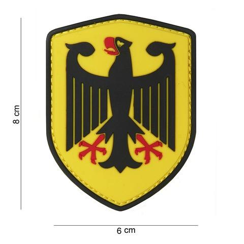 PATCH 3D PVC GERMAN EAGLE