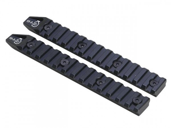 Octarms Keymod Key Rail System 6""