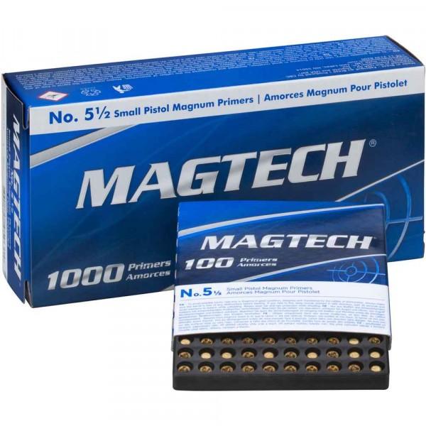 Magtech Zündhütchen 5½ SPM