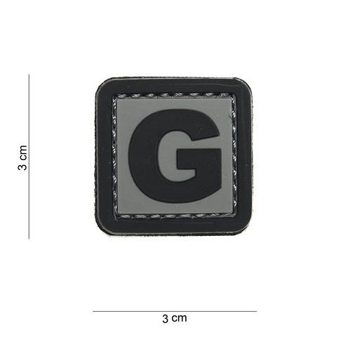 PATCH 3D PVC G