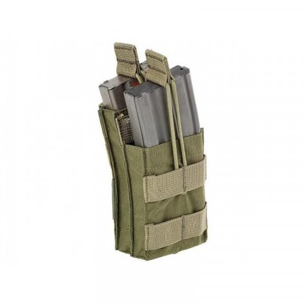 Magazintasche offen für M4/M16