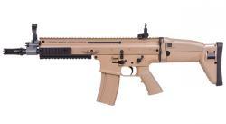 FN Scar L TAN ABS S-AEG