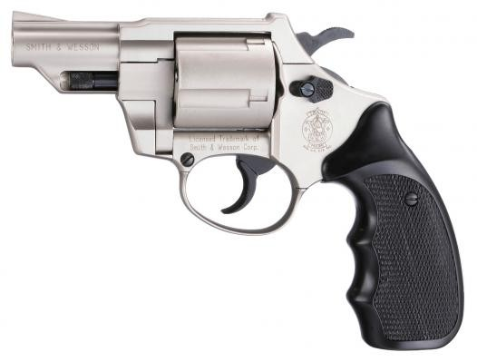 Smith & Wesson Combat cal. 9 mm R.K. - Nickel