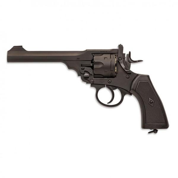 MKVI Service Revolver 6mm Co2