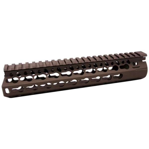 "Dytac 9"" Bravo Rail (TM M31.8 / P1.5) (Dark Bronze)"