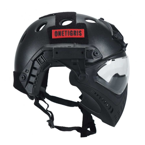 OneTigris Tactical Helm 22 Schwarz