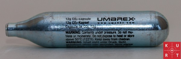 Umarex 12g CO2 Kapsel