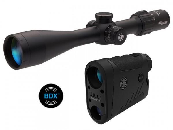 Zielfernrohr Mit Entfernungsmesser Xxl : Bdx pack kilo sierra zielfernrohre optik