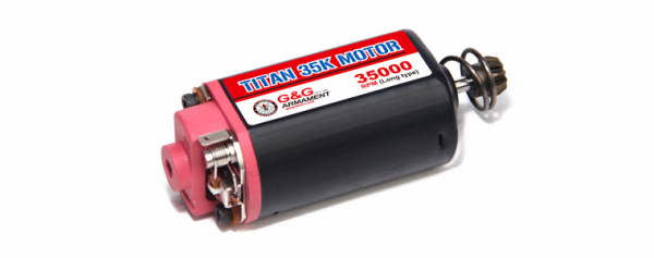 Titan 35K Motor-Short Type (35000rpm)