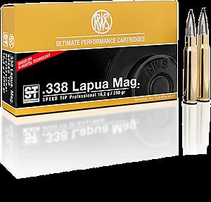 RWS .338 Lap. Mag. SPEED TIP PRO 16,2g