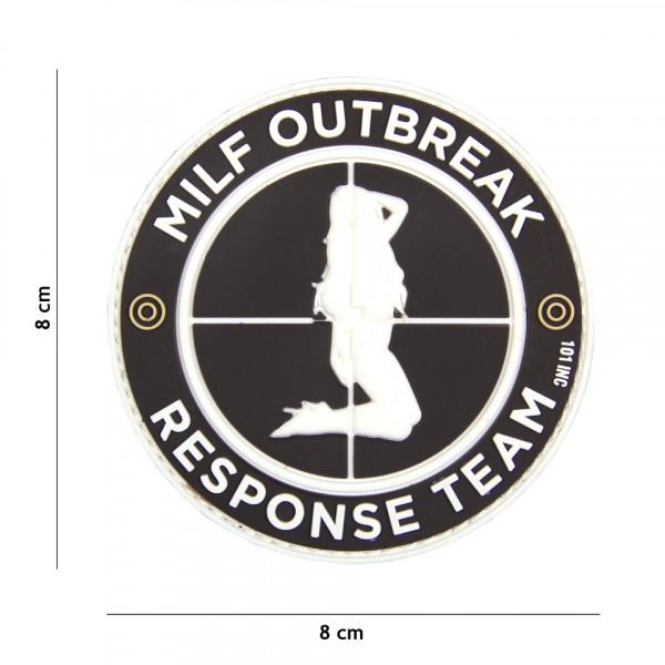 Patch Milf Outbreak black